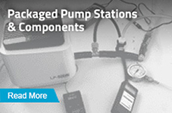Packaged Pump Stations and Components